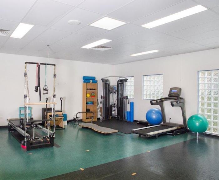 Physiotherapy equipment at Forster Tuncurry Physiotherapy